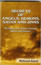 Front Cover of Secrets of Angels Demons, Satan, and Jinns